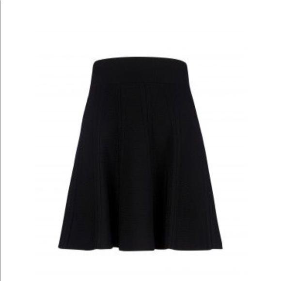 27308431f Ted Baker Black High Waisted Flare Circle Skirt. M 5b13ef4ce944ba46b2a9e5f8